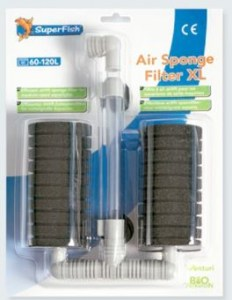 Superfish Airsponge filter